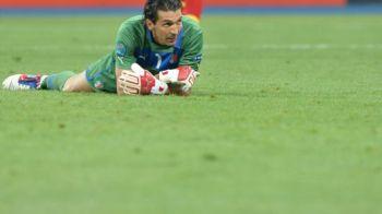 "A fost SENZATIONAL tot turneul dar n-a mai avut ce sa faca in finala! Buffon: ""Contra Spaniei putem accepta infrangere!"""