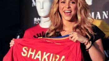 """Daca te invita Messi, te duci la meci! """"Nu e numai el de vazut, e si ala a lu' Shakira"""" :)"""
