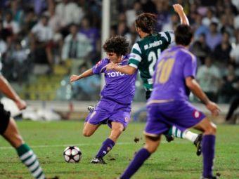 Arsenal il ia pe pustiul crescut de Mutu la Fiorentina! Transferul BOMBA care il lasa cu ochii in LACRIMI pe IDOLUL Mutu