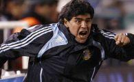 """Eu vreau sa-l bat pe Olaroiu, nu plec NICAIERI!"" Gest JENANT: Maradona e in genunchi in fata seicilor ca sa nu-l dea afara!"