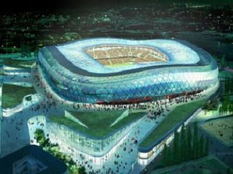 "Asta DA stadion! Nemtii construiesc cea mai tare ARENA din Franta! Vezi cat dau ca sa-i zica ""Allianz""! FOTO senzational"