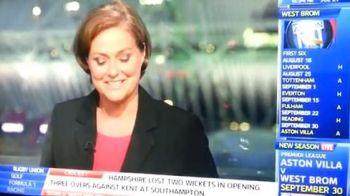VIDEO GENIAL! 'Ne-ai INTOXICAT! Da-ti demisia!' Moment JENANT la TV! Cel mai rusinos moment pentru o femeie