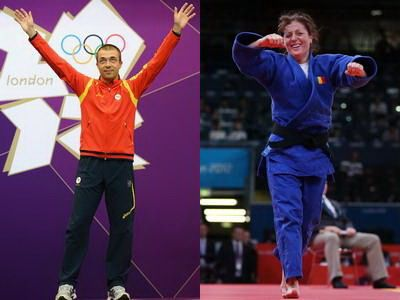LIVEBLOG Olimpiada, ziua 4! Multumim, Alin! Multumim, Corina! Romania, in TOP 10 MONDIAL in clasamentul pe medalii! Cele mai TARI imagini: