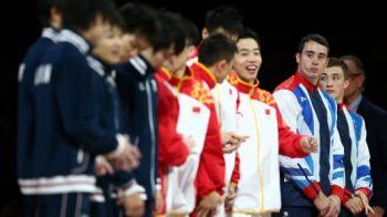 Printul Harry a avut un SOC! Marea Britanie, data jos de pe podium la ea acasa! PRIMA medalie la gimnastica dupa 100 de ani!