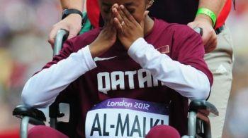 DRAMA INCREDIBILA prin care trece o atleta de la Jocurile Olimpice! Era vazuta ca o mare speranta insa A INCHEIAT CURSA INTR-UN CARUCIOR CU ROTILE.