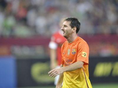 Romanii nu s-au inghesuit sa-l vada pe Messi! E Dinamo parasita de TOT de suporteri? Vezi cati spectatori au fost pe National Arena!