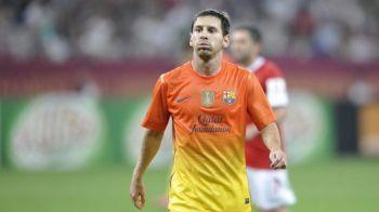 "Bine ca nu a vazut Messi faza asta, ca NU mai intra pe teren! ""Daca-ti dau doua suturi, zbori!"" Reactie SOCANTA inainte de meciul cu Barca!"