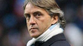 """Si MILIARDARII plang cateodata! Mancini se vaita ca un copil: """"Astia sunt cu 5 clase peste noi"""" Cum ii infurie italianul pe Tevez si Aguero:"""