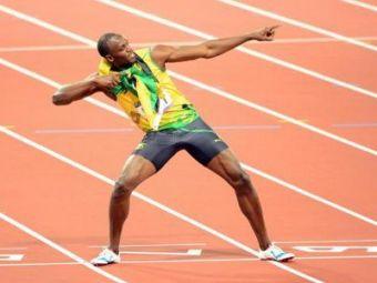 """V-am FULGERAT!"" Usain Bolt recidiveaza! Inca o victorie de senzatie a SUPER CAMPIONULUI jamaican. Vezi cursa SENZATIONALA facuta de Bolt:"
