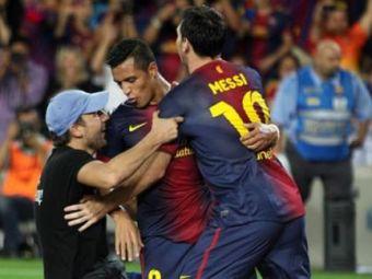 Messi! Messi! Tito, salvat de dubla GENIALA a lui Messi! Osasuna 1-2 Barcelona! Vezi AICI GOLURILE