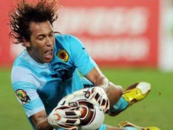 Steaua poate sa-si gaseasca un nou Carlos! :) Greseala lui Becali il face ZEU pe Tatarusanu in Ghencea!