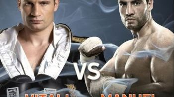 VIDEO Chiar e Razboiul Lumilor! Vitali Klitschko se bate cu un COPIL neinvins! Ce sanse are sa piarda centura WBC?