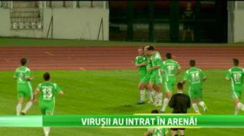 """Cluj Arena are oaspeti noi! """"Virusii"""" au invadat super stadionul din Ardeal pentru un meci-eveniment! VIDEO"""