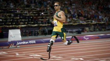 ISTORIC! Performanta INCREDIBILA a lui Pistorius la Londra! Record mondial si medalie de aur! Respect MAXIM pentru un campion URIAS