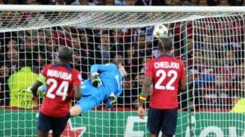 BOMBA serii in Champions League! Nici Steaua si CFR n-au produs surpriza asta! BATE o demoleaza pe Lille intr-o repriza de vis!