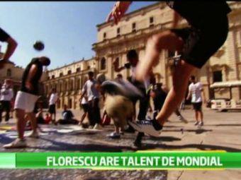 Putem avea un campion mondial la fotbal! E AS la jonglerii, in Italia are sansa sa devina MARE! VIDEO
