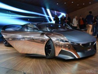 LIVE BLOG: A inceput Campionatul Mondial al masinilor! Cea mai tare aparitie! Peugeot a lansat OFICIAL conceptul Onyx! Toate lansarile de la Paris: