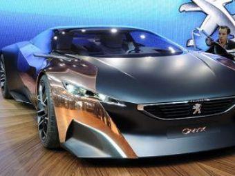 FOTO Toatelansarile de la Salonul Auto de la Paris! 28 de masini care au un SINGUR lucru in comun! Care e preferata ta?