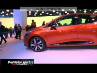 VIDEO Cel mai frumos Clio din toate TIMPURILE: generatia a patra! Vezi prezentarea de la Salonul Auto de la Paris!