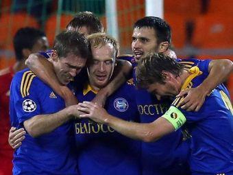 Rusii se uita si PLANG! Povestea echipei care a distrus-o pe Bayern seamana cu visul Stelei din anii '80! Cum a schimbat-o Hagi pe Bate Borisov!