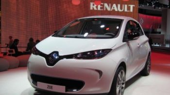 VIDEO Renault a lansat un model electric SF la Paris! Vezi aici cum arata: