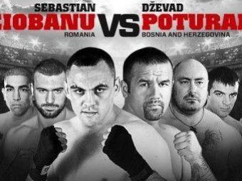 VIDEO: Ciobanu l-a batut pe Poturak! Andrei Stoica a facut SHOW cu Milanovic! Sandu Lungu l-a DISTRUS pe Deutsch Pu'u! Vezi TOT ce s-a intamplat in gala de la Arad