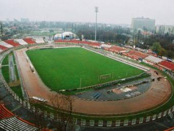 INCENDIU la stadionul Dinamo! Cladirea administrativa a luat FOC! UPDATE: Pompierii au stins incendiul! Prima reactie a oficialilor: