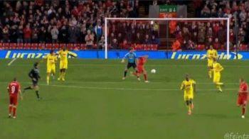Gol FANTOMA in Europa League! Fanii lui Liverpool au ramas in CEATA dupa faza asta! De ce a fost anulat golul lui Agger: