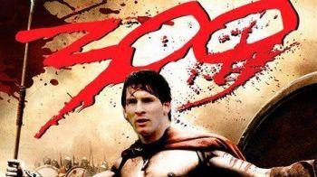 GENIAL! Spaniolii l-au facut SPARTAN pe Messi! :) Recordul pentru care merita rolul in super productia de la Hollywood! Are doua luni sa intre in ISTORIE!