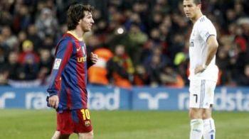 Messi si Ronaldo sunt LEGATI pe viata! Coincidenta INCREDIBILA dintre cei doi! Vestea care ii lasa MASCA pe cei mai buni jucatori din lume!