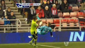 TOATA Anglia a aplaudat faza asta! Cea mai mare NEBUNIE a unui portar in Premier League! FOARFECA de SENZATIE care a inghetat stadionul