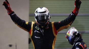 Raikkonen, victorie la Abu Dhabi! Vettel a recuperat 21 de pozitii si a iesit pe 3! Clasamentul final: