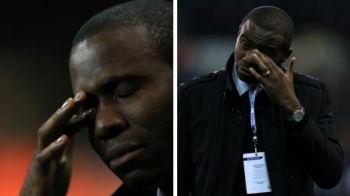 S-a intors la locul la care A MURIT! Moment emotionant in Europa League! Un stadion intreg in lacrimi pentru jucatorul care a inghetat lumea fotbalului: