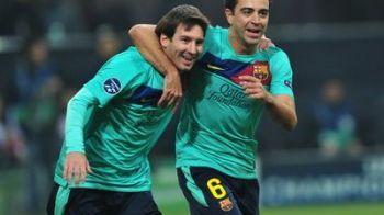 Declaratie SUPERBA de dragoste a lui Xavi: a refuzat un tren plin cu bani pentru a ramane la Barcelona! Ce oferta socanta i-a facut Anzhi: