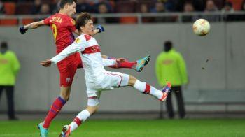 Steaua a dat startul la BLACK FRIDAY! Superpromotie: 0% FOTBAL! Steaua 1-5 Stuttgart! Finala se joaca in Danemarca! VIDEO rezumat: