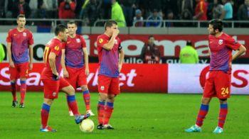"""Astea sunt fazele care au anuntat DEZASTRUL! Reghe a turbat: """"Au fost multe greseli personale!"""" Cine a ingropat Steaua? VIDEO"""