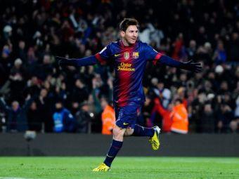 Messi, un pas mic pana devine LEGENDA SUPREMA! Zeii fotbalului se uita la el fara reactie! Ce RECORD e gata sa spulbere:
