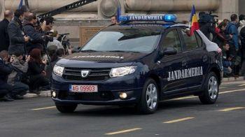 FOTO Politia romana a primit masini noi in dotare! Cu ce au DEFILAT politistii de 1 decembrie: