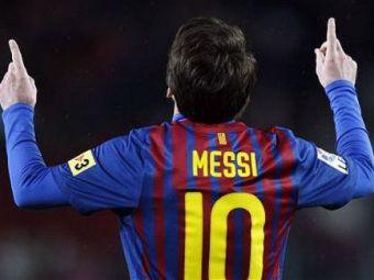 SOC pentru Messi! Tito l-a lasat REZERVA in meciul de DIAMANT al anului! Ce veste a primit in vestiar cand se pregatea sa distruga un record ISTORIC