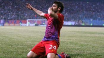 Povestea lui Rusescu, omul care a primit interzis la Steaua imediat dupa transfer! Singura persoana care l-a ajutat pe Raul sa ajunga golgheterul de astazi: