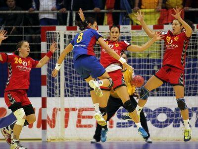 Romania 31-26 Spania! Eurofetele noastre au facut un meci PERFECT! Romania are nevoie de inca doua victorii! Vezi toate fazele meciului: