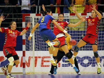 Romania 19-25 Ungaria! Meci dramatic la Euro! Romania a condus 27 de minute, dar repriza a doua a fost de COSMAR! Vezi desfasurarea partidei: