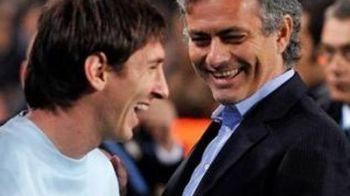 Cel mai mare razboi din fotbal se incheie in 2013: Messi va fi antrenat de Mourinho! Rugamintile unei LEGENDE a fotbalului au fost ascultate:
