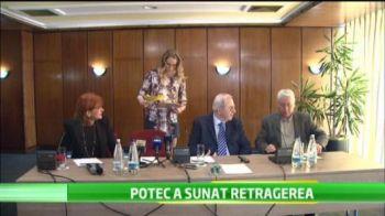 VIDEO Romania isi ADIO de la SUPER CAMPIOANELE ei! Dupa Alina Dumitru, si Camelia Potec s-a retras! Ce functie i s-a propus: