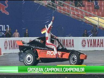 VIDEO Surpriza la Cursa Campionilor! Vettel si Schumacher, UMILITI de cel mai contestat pilot din F1! Cine e SUPER CAMPIONUL din 2012: