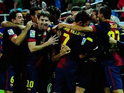 """ANUNTUL facut astazi pe care il asteptau toti catalanii: """"Am semnat cu cea mai buna echipa din lume!"""" Pustiul MINUNE pe care il dorea toata lumea:"""