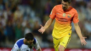 NEBUNIE! Barcelona o ajuta pe Real Madrid cu un TRANSFER de senzatie! Cine vine sa-l inlocuiasca pe David Villa: