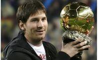 FOTO Dovada ca Messi a castigat deja Balonul de Aur! Imaginea care l-a lasat masca pe Cristiano Ronaldo! O noua infrangere!