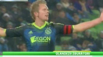 VIDEO: Ajax rupe tot in Olanda! A batut cu 3-0 fosta echipa a lui Suarez si baga frica in stelisti! Ce spune Van der Saar despre dubla infernala cu Steaua: