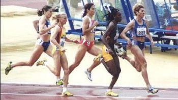 Fotografia unei romance medaliate cu AUR, intr-un articol despre o prostituata! Cum a ajuns o fosta campioana olimpica intr-un scandal de proportii! FOTO: